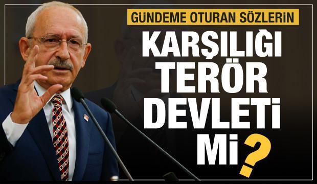 Kılıçdaroğlu'nun sözlerinin karşılığı Terör devleti mi? 24 Haziran 2021 Gazete manşetleri