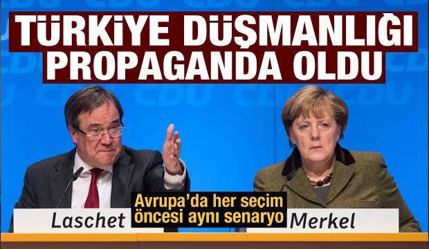 Merkel'in veliahtından Türkiye'nin AB üyeliğine ret!
