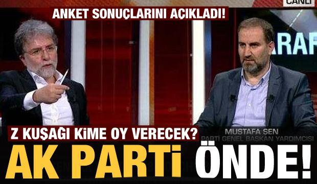 Mustafa Şen canlı yayında açıkladı: Z kuşağı kime oy verecek?