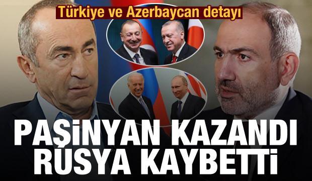 Paşinyan kazandı, Rusya kaybetti! Dikkat çeken Türkiye ve Azerbaycan detayı