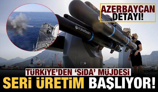 Türkiye'ye SİDA müjdesi! Noktayı koydu