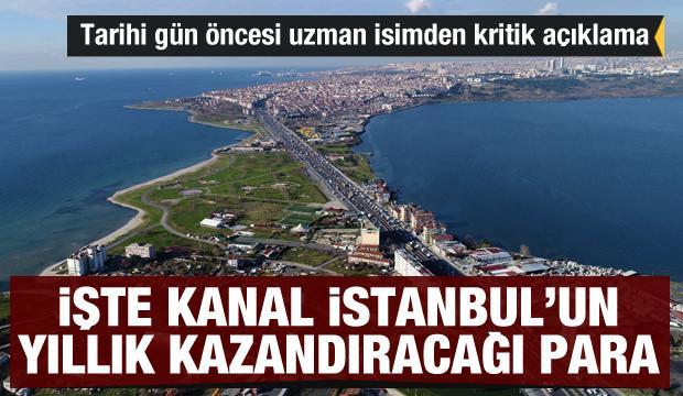 Yıllık 25 milyar dolar için geri sayım başladı! Kanal İstanbul için büyük gün yarın