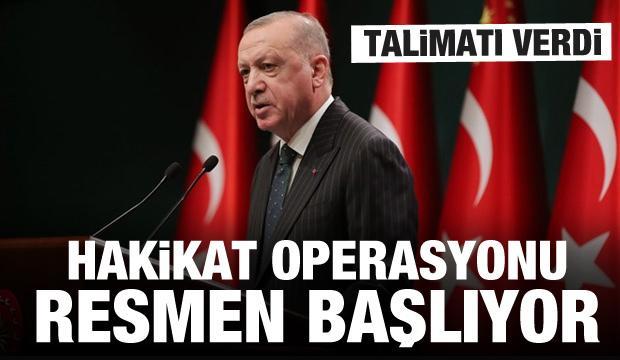 Erdoğan talimatı verdi! AK Parti'de 'Hakikat' operasyonu