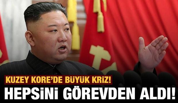 Kuzey Kore'de büyük kriz!