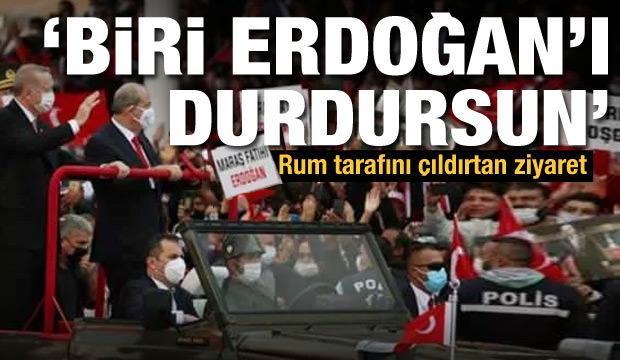 Rum tarafının isyanı: Biri Erdoğan'ı durdursun!