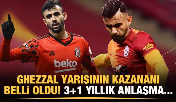 Beşiktaş, Ghezzal'le anlaştı! 3+1 yıllık anlaşma