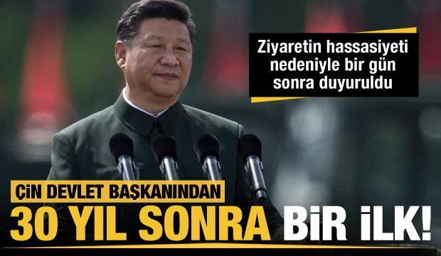 Çin Devlet Başkanı Şi'den Tibet Özerk Bölgesi'ne tarihi ziyaret
