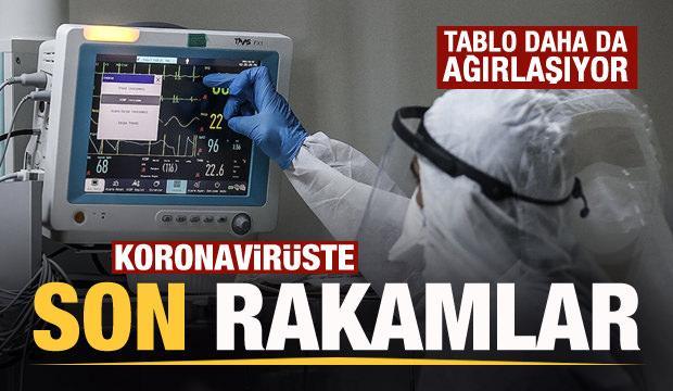 Son dakika: 25 Temmuz koronavirüs tablosu açıklandı! Büyük artış...
