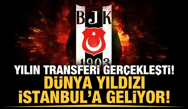 Alex Teixeira Beşiktaş'ta!