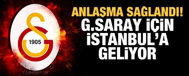 Berkan Kutlu, Galatasaray için İstanbul'a gelecek