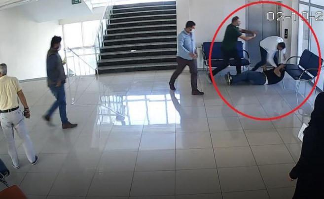 Öldüresiye darp edilip hakkında dava açılmıştı! Gerçeği kameralar ortaya çıkardı