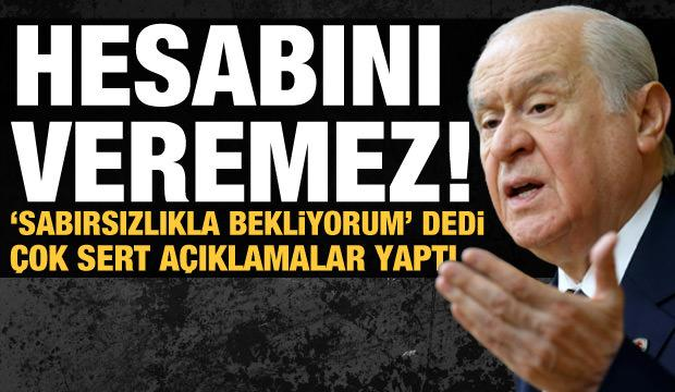Son dakika haberi: Bahçeli'den Anayasa Mahkemesi'ne HDP çağrısı