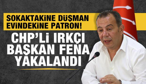 Suriyelilerin suyuna 10 kat zam isteyen CHP'li başkan Tanju Özcan fena yakalandı