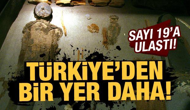 UNESCO Dünya Mirası Listesi'ndeki eşsiz alanlar! Türkiye'den bir yer daha...