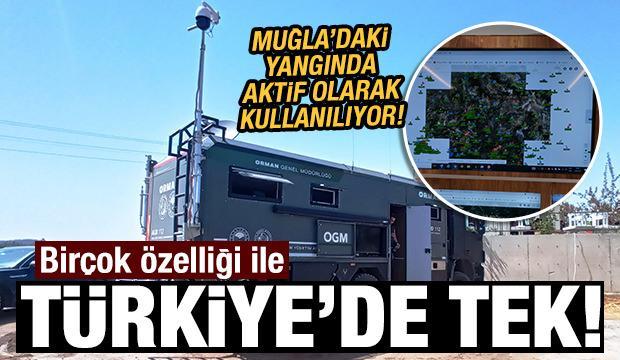 Birçok özelliği ile Türkiye'de tek!