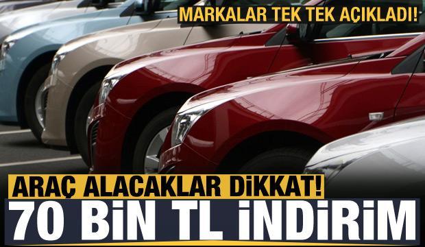 Faizler düştü! Renault, Fiat, Honda, Citroen, Dacia ve Toyota'dan Ağustos kampanyası