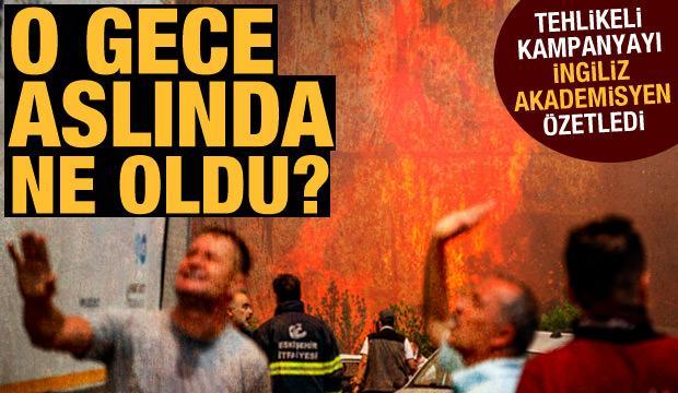 Help Turkey kampanyasının perde arkası: İngiliz akademisyenden çarpıcı tespitler
