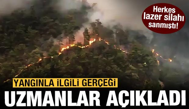 Sabotaj sanılmıştı! Yangınlarda dikkat çeken 'karşı ateş' detayı