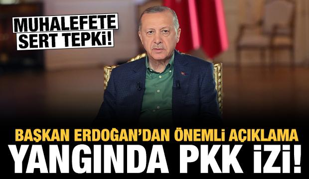 Son dakika: Başkan Erdoğan'dan canlı yayında önemli açıklamalar!