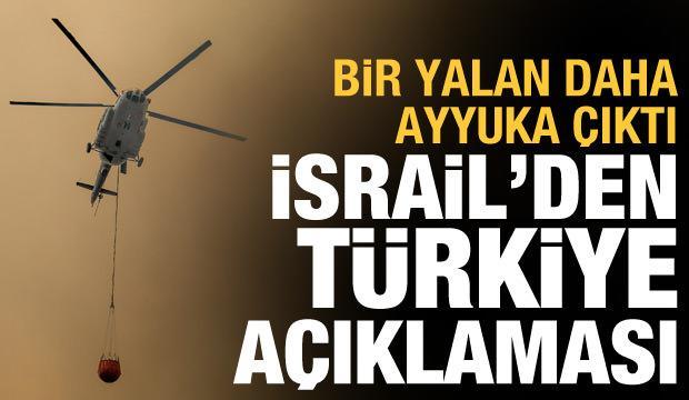 Son dakika haberi: İsrail'den 'Türkiye yardım teklifini reddetti' iddiasına yalanlama