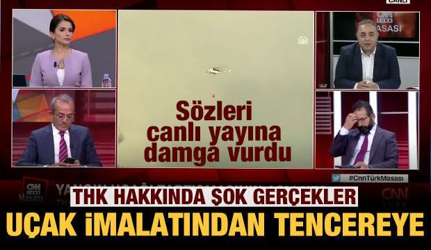 Türk Hava Kurumu ile ilgili çarpıcı detaylar: Uçak yapıyordu neden tencereye döndü