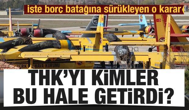 Türk Hava Kurumu'nu kimler bu hale getirdi? İşte borç batağına sürükleyen o karar