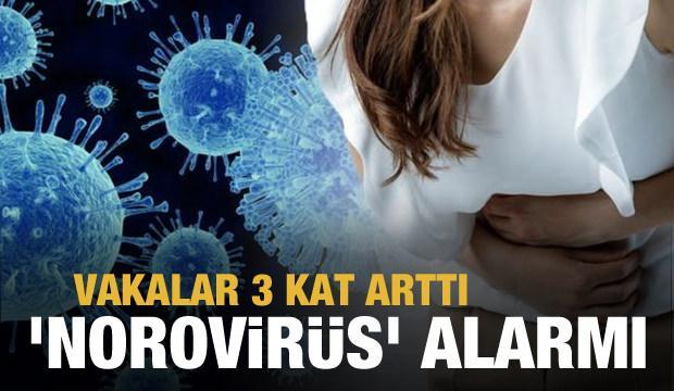"""Vakalar 3 kat arttı""""Noravirüs"""" alarmı (5 Ağustos 2021 Günün Önemli Gelişmeleri)"""