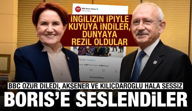 Yalan fırtınası! BBC Türkçe özür diledi, Akşener ve Kılıçdaroğlu hala sessiz - SİYASET Haberleri