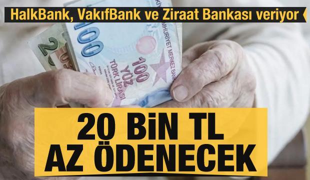 İndirimli emeklilik müjdesi! 20 bin TL az ödenecek