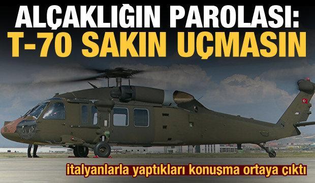 Casuslar yerli helikopteri böyle hedefe koymuş: T-70'i ortadan kaldırmalıyız