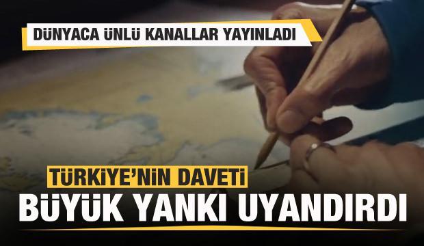 Dünyaca ünlü kanallarda Türkiye filmi! Büyük yankı uyandırdı