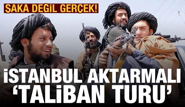 Ruslardan 40 bin TL'ye İstanbul aktarmalı 'Taliban turu'