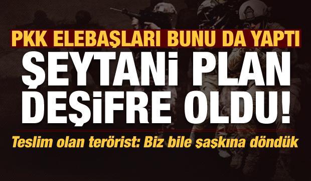 Son dakika: PKK nefessiz kaldı, talimat geldi: Yalanları artırın!