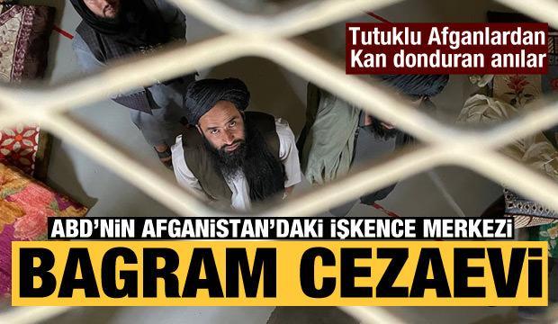ABD'nin Afganistan'daki işkence evi: Bagram Cezaevi