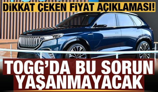 Bakan Varank'tan yerli otomobil TOGG için fiyat açıklaması!