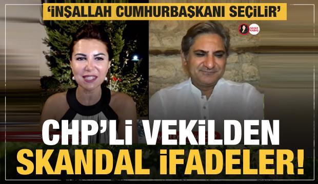 CHP Milletvekili Erdoğdu: 'Keşke Demirtaş Cumhurbaşkanı seçilse'