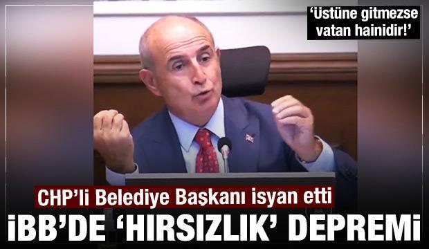 CHP'li Akgün'den İBB'ye mesaj! İETT hırsızlığı iddiasının üstüne gitmezse vatan hainidir