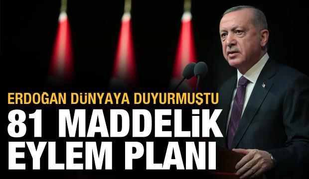Erdoğan Meclis'e geleceğini açıklamıştı: İklim Anlaşması için 9 başlıkta 81 maddelik eylem