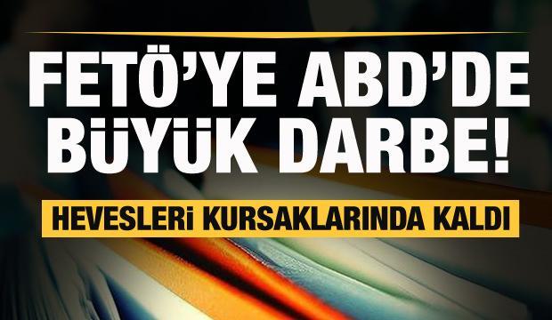 FETÖ'ye ABD'de büyük darbe! Türkiye davasını kaybetti