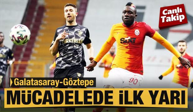 Galatasaray - Göztepe! CANLI
