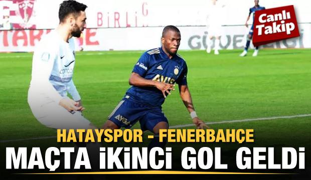 Hatayspor - Fenerbahçe! CANLI
