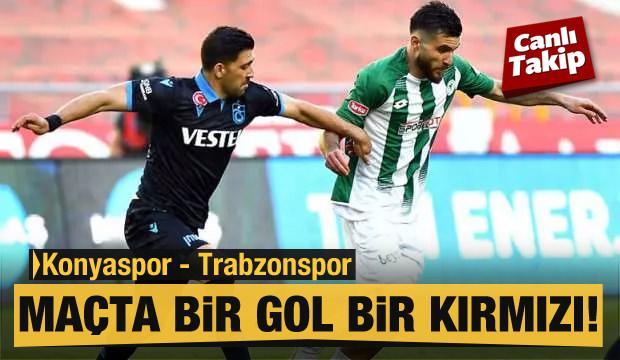 Konyaspor - Trabzonspor! CANLI