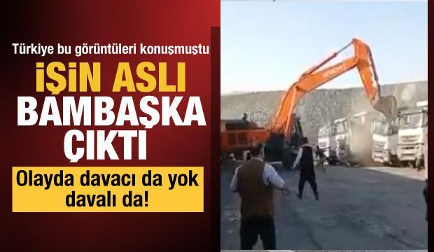 Şırnak'ta 5 kamyonu hurdaya çevirmişti, açıklama yaptı: Olay göründüğü gibi değil