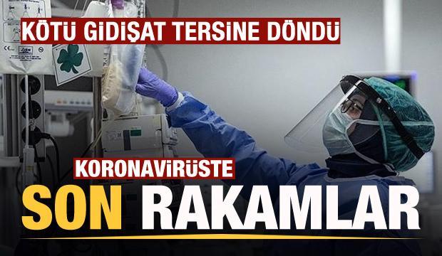 Son dakika: 23 Eylül koronavirüs tablosu açıklandı! Kötü gidişat tersine döndü