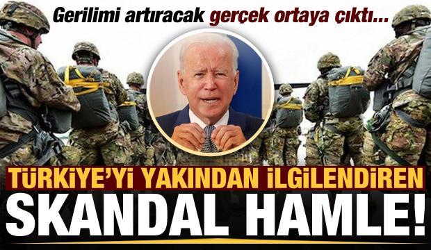 Son dakika: ABD'den Türkiye'yi yakından ilgilendiren skandal hamle! Ortaya çıktı...