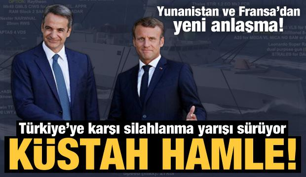Türkiye'ye karşı silahlanma yarışı sürüyor! (28 Eylül 2021 Günün Önemli Gelişmeleri)