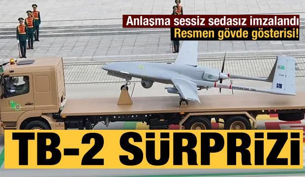 Türkmenistan anlaşmayı duyurdu: İlk kez görücüye çıktılar!