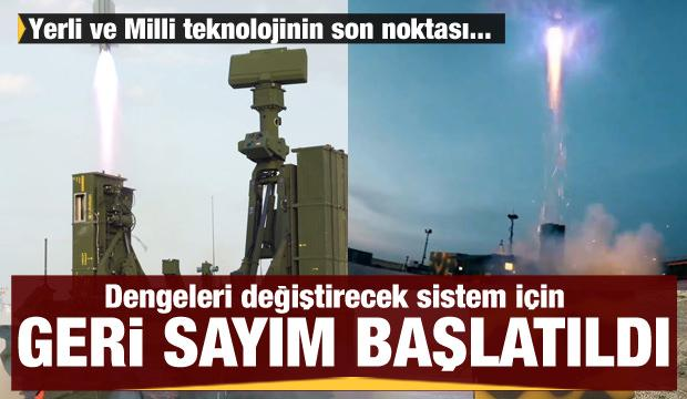 Milli hava savunma sistemi HİSAR'ın teslimat tarihi belli oldu!