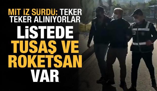 Son dakika haberi: FETÖ'nün savunma sanayii yapılanmasına operasyonda çok sayıda gözaltı