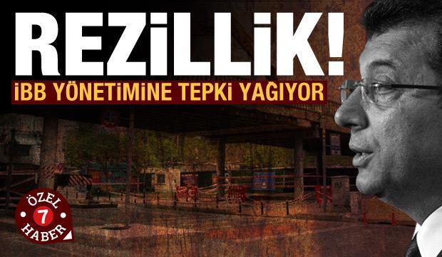 Beşiktaş'taki düzenleme vatandaşı isyan ettirdi: Böyle rezillik olmaz!